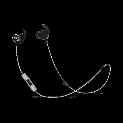 JBL Reflect Mini 2.0 - In-Ear Wireless Sport Headphone with 3-Button Mic/Remote – Black