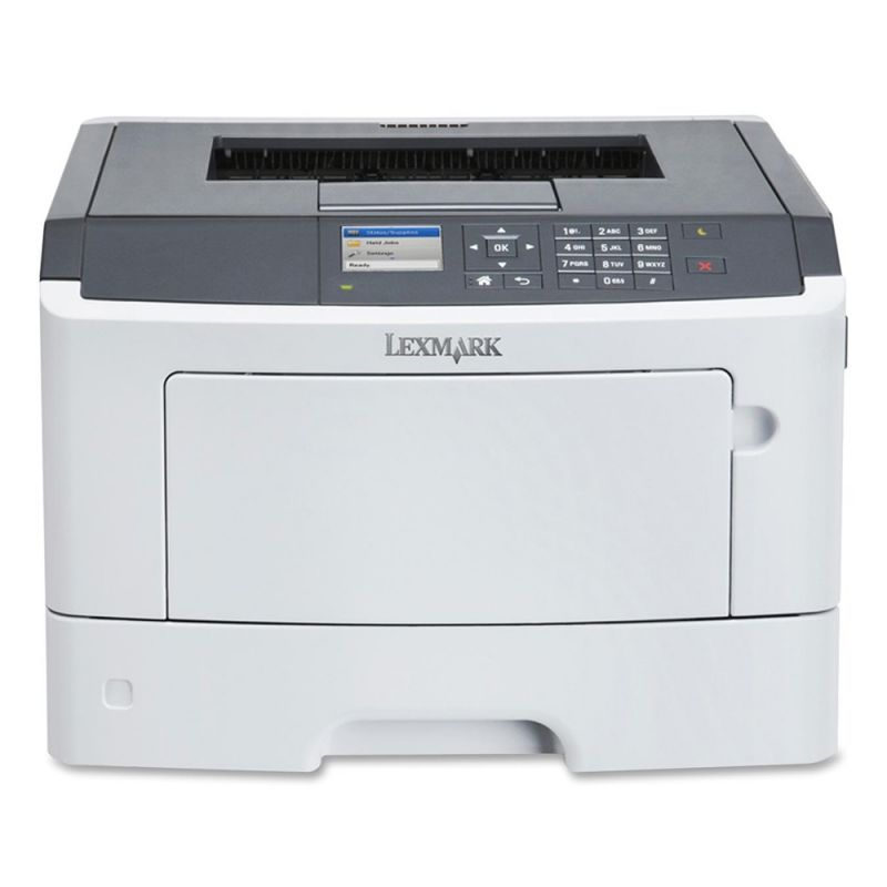 Lexmark MS510DN Laser Printer Refurbished (42 σελ/λεπτό)