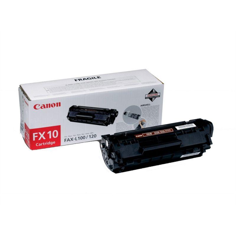 Canon 0263B002 Black  Laser Toner (2000 σελίδες) FX-10