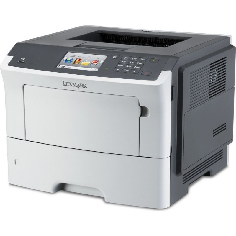 Lexmark Ms610de Refurbished (47 σελ/λεπτό)