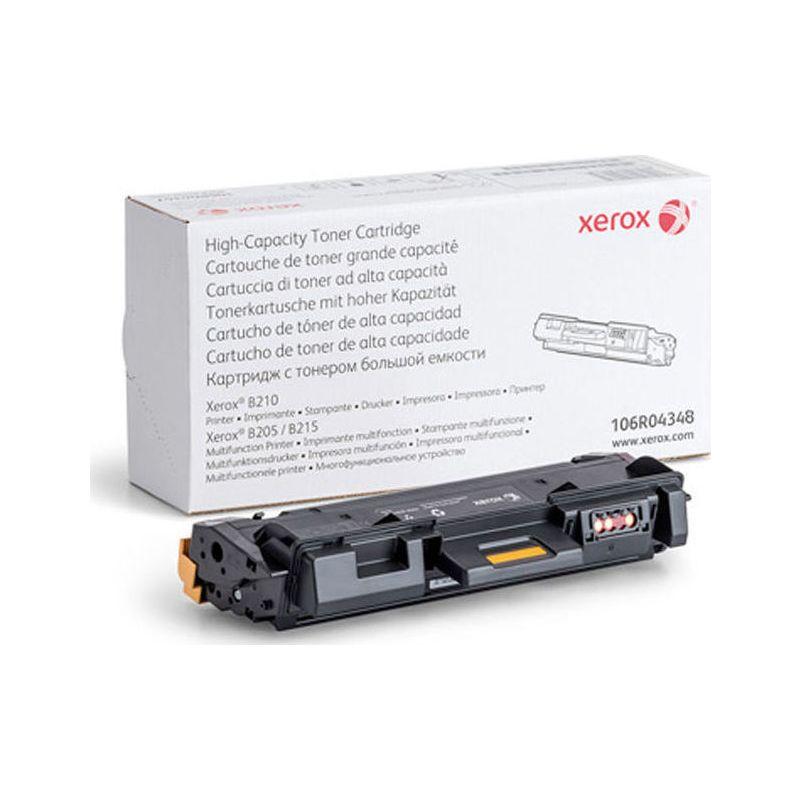 106R04348 Black 3K (106R04348) black Toner XEROX B205/210/215