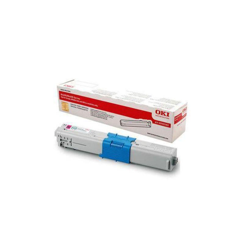 Oki 44469705 Magenta Laser Toner (2000 σελίδες) 44469705