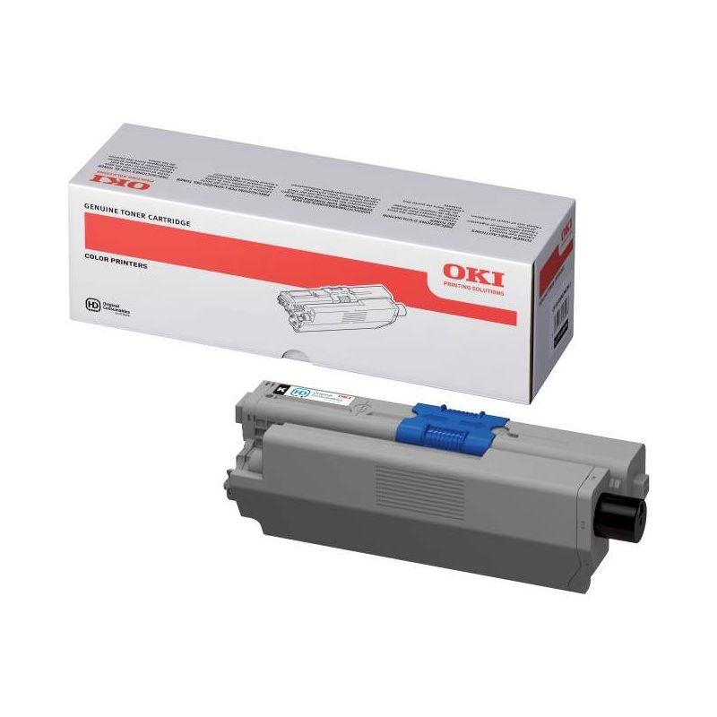 Oki 44469803 Black  Laser Toner  44469803