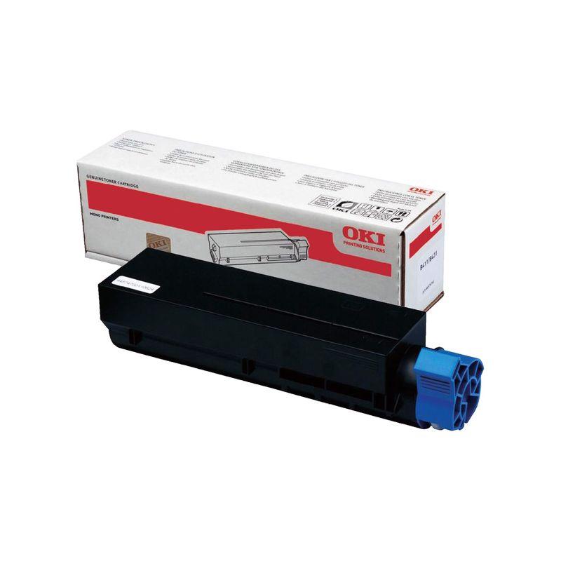 Oki 44574702 Black  Laser Toner (3000 σελίδες) 44574702