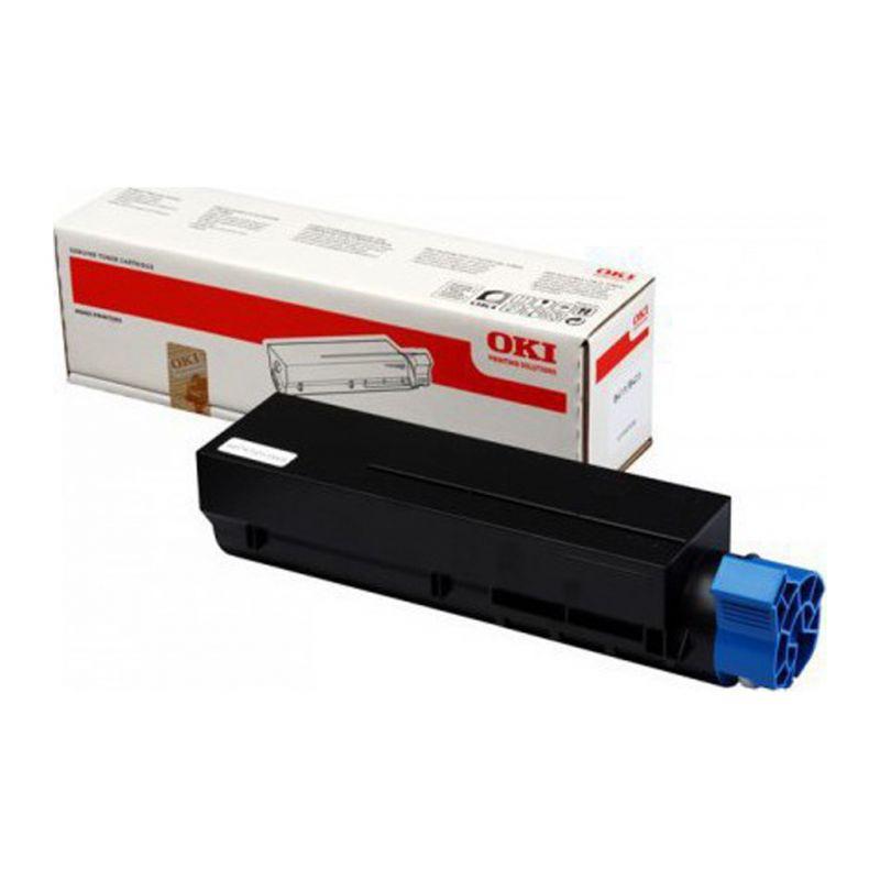 Oki 45807102 Black  Laser Toner (3000 σελίδες) 45807102