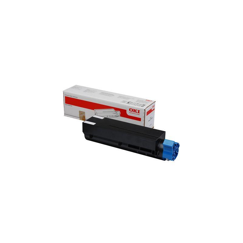 Oki 45807106 Black  Laser Toner  45807106