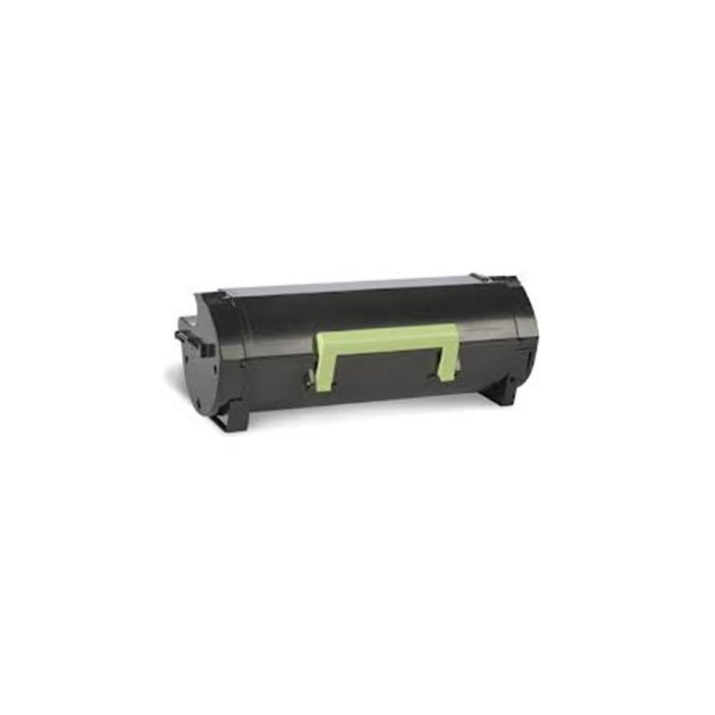 Lexmark 50F2U00 Black  Laser Toner  502U