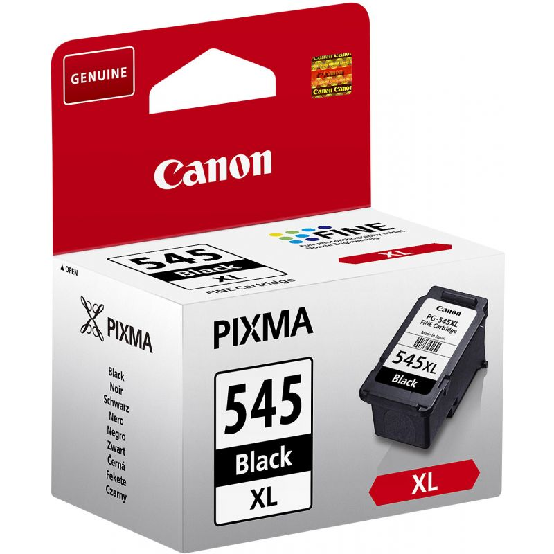 Canon 8286B001 Black  Inkjet Cartridge  PG-545XL