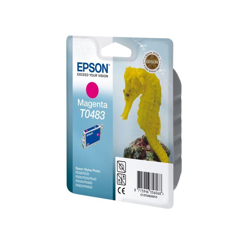 Epson C13T04834010 Magenta Inkjet Cartridge (420 σελίδες) T0483