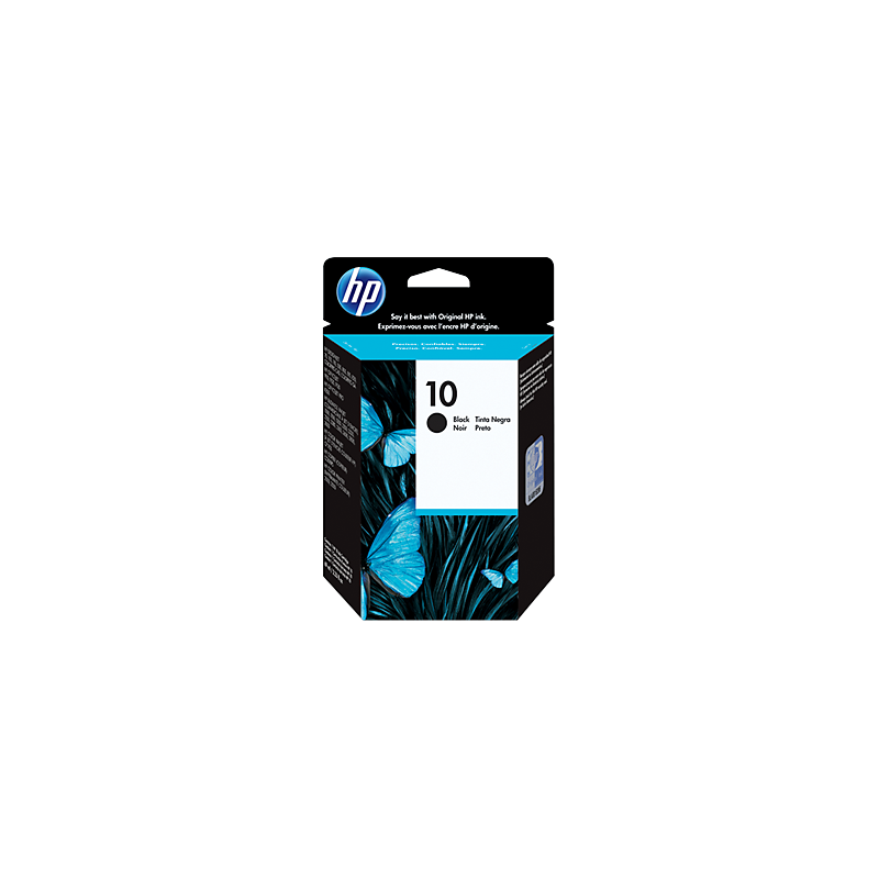 Hp C4844A Black  Inkjet Cartridge  10