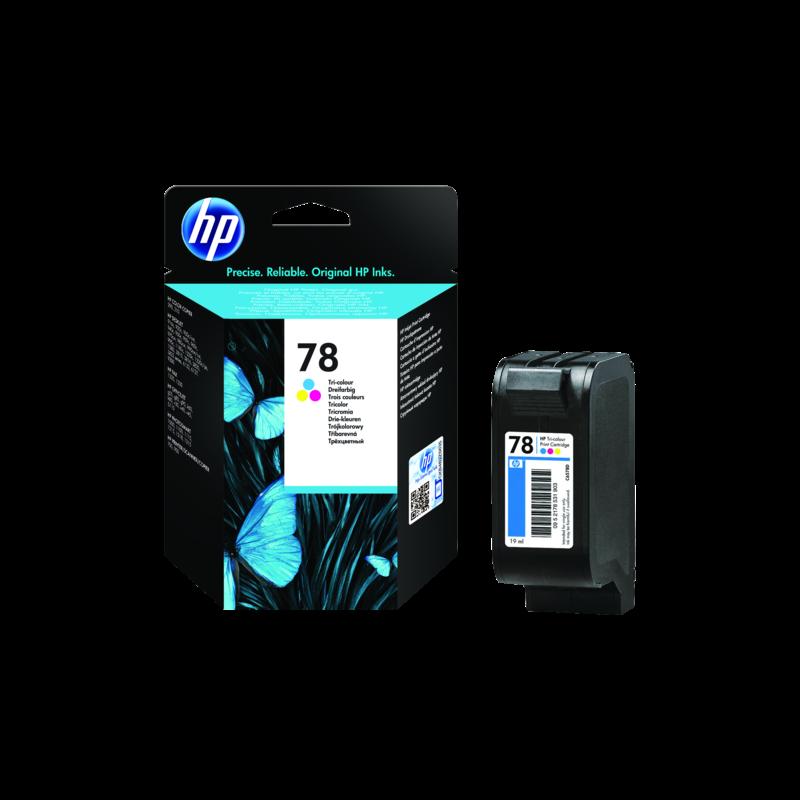 Hp C6578D Color Inkjet Cartridge  78