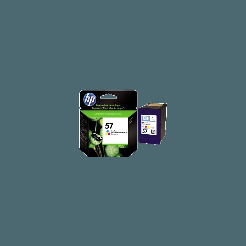 Hp C6657AE Color Inkjet Cartridge  57