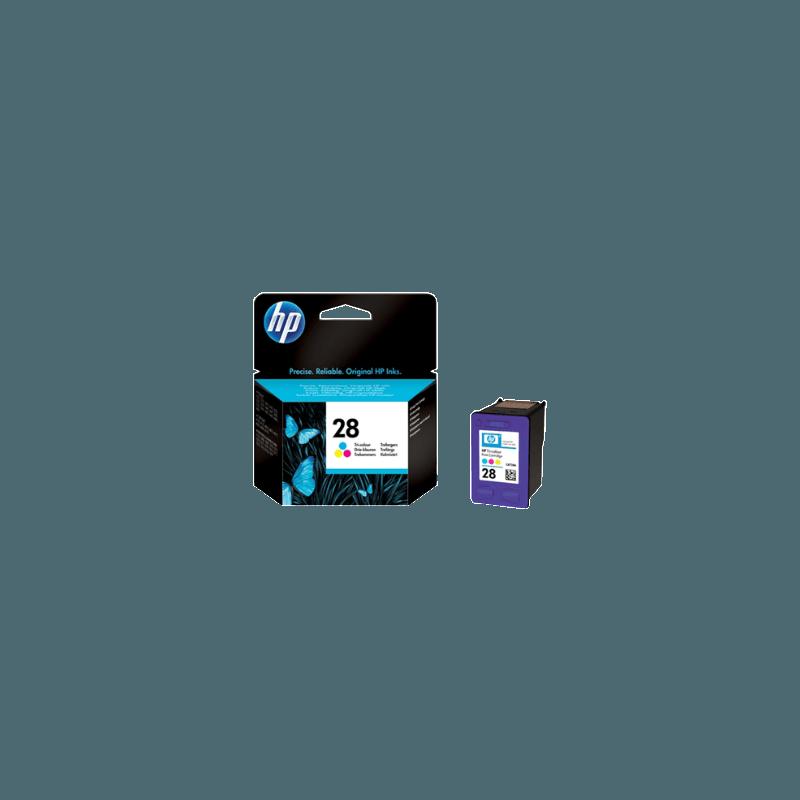 Hp C8728AE Color Inkjet Cartridge  28