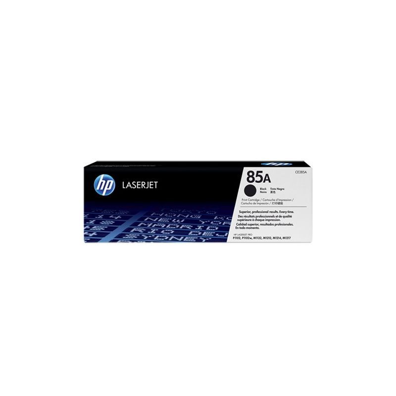 Hp CE285A Black  Laser Toner (2100 σελίδες) 85A