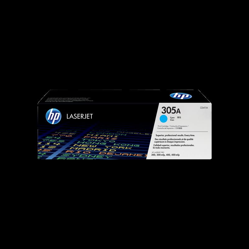 Hp CE411A Cyan Laser Toner  305A