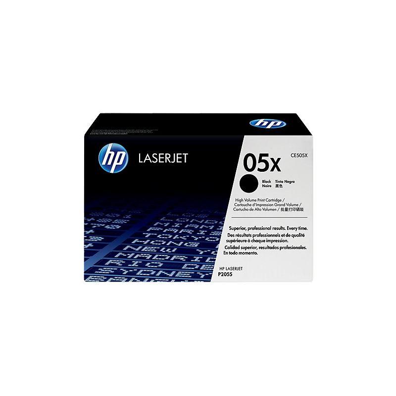 Hp CE505X Black  Laser Toner (6500 σελίδες) 05X
