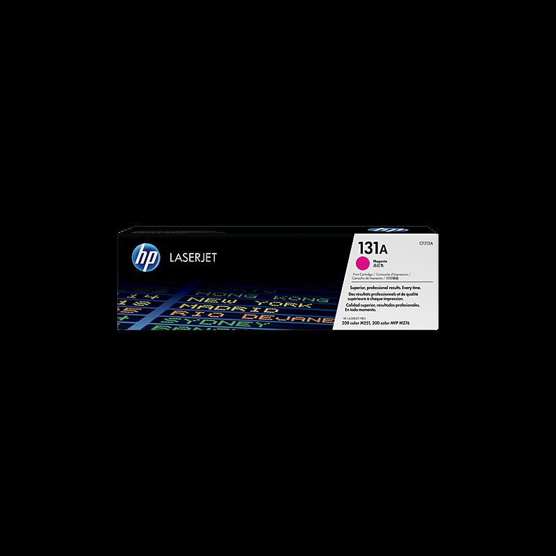 Hp CF213A Magenta Laser Toner  131A
