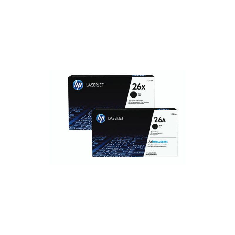 Hp CF226X Black  Laser Toner (9000 σελίδες) 26X