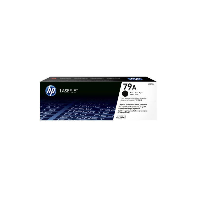 Hp CF279A Black  Laser Toner (1000 σελίδες) 79A