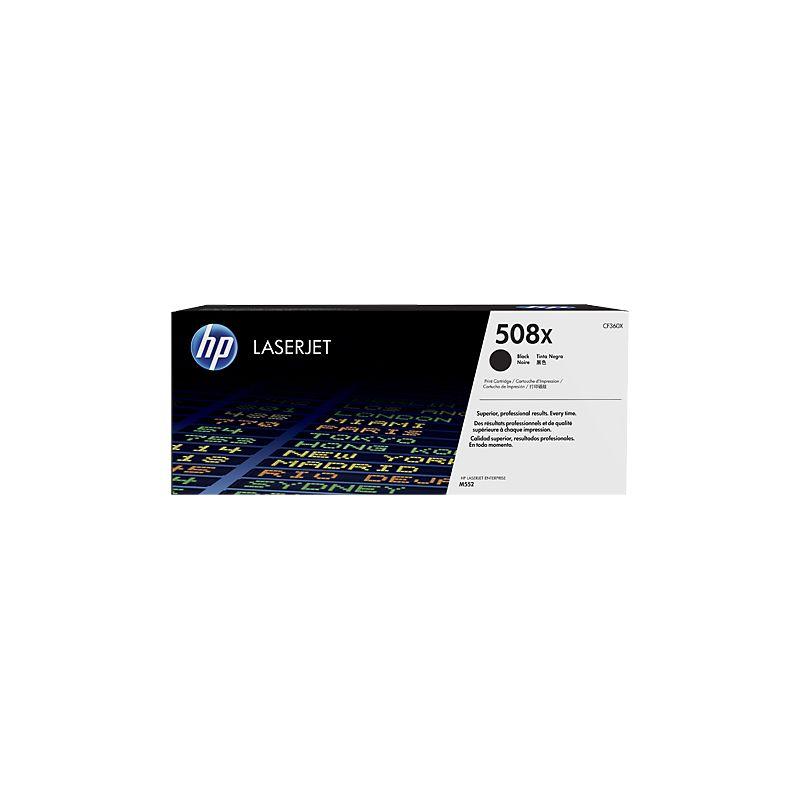 Hp CF360X Black  Laser Toner  508X