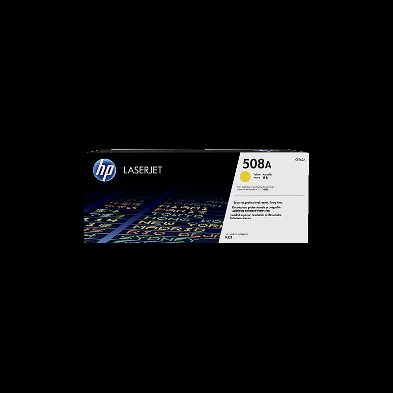 Hp CF362A Yellow Laser Toner  508A