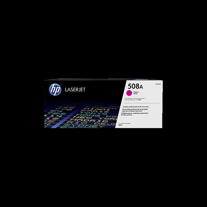 Hp CF363A Magenta Laser Toner  508A