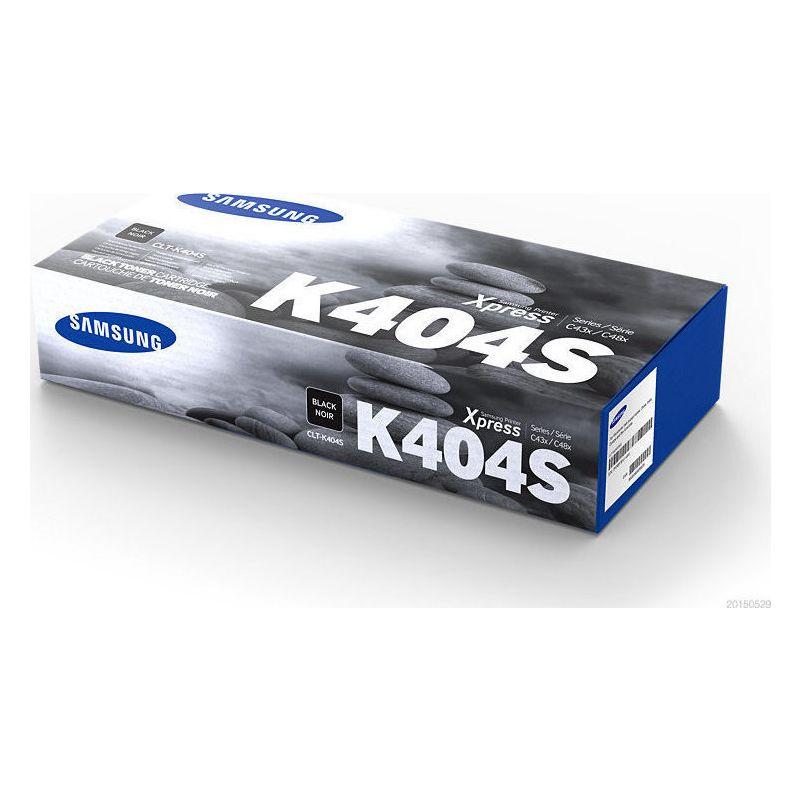SAMSUNG CLT-K404S/ELS Black  Laser Toner  K404