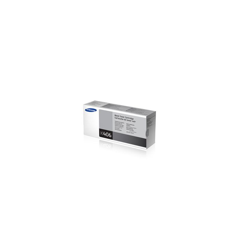 SAMSUNG CLT-K406S/ELS Black  Laser Toner  K406