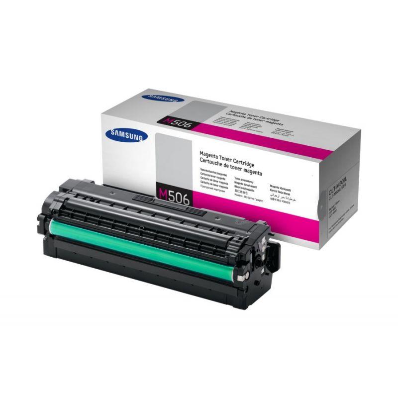 SAMSUNG CLT-M506L/ELS Magenta Laser Toner  M506