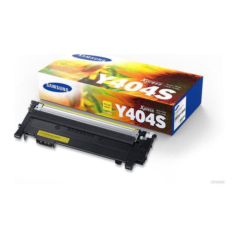 SAMSUNG CLT-Y404S/ELS Yellow Laser Toner  Y404