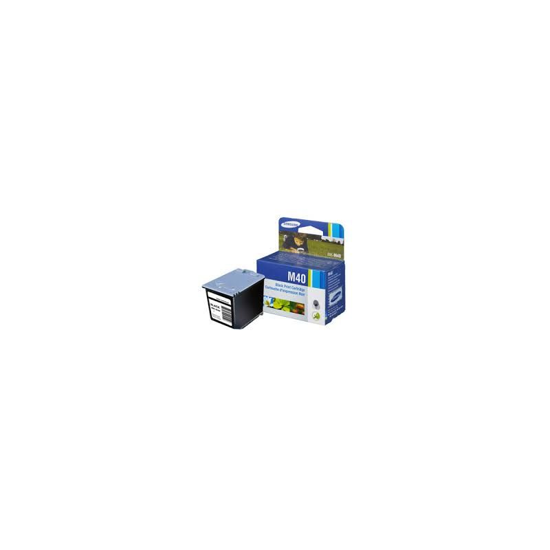 Samsung INK-M40/ELS Black  Inkjet Cartridge (750 σελίδες) M40