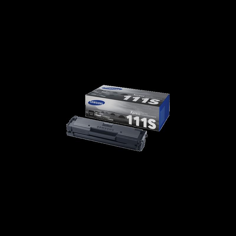 SAMSUNG MLT-D111S/ELS Black  Laser Toner (1500 σελίδες) 111