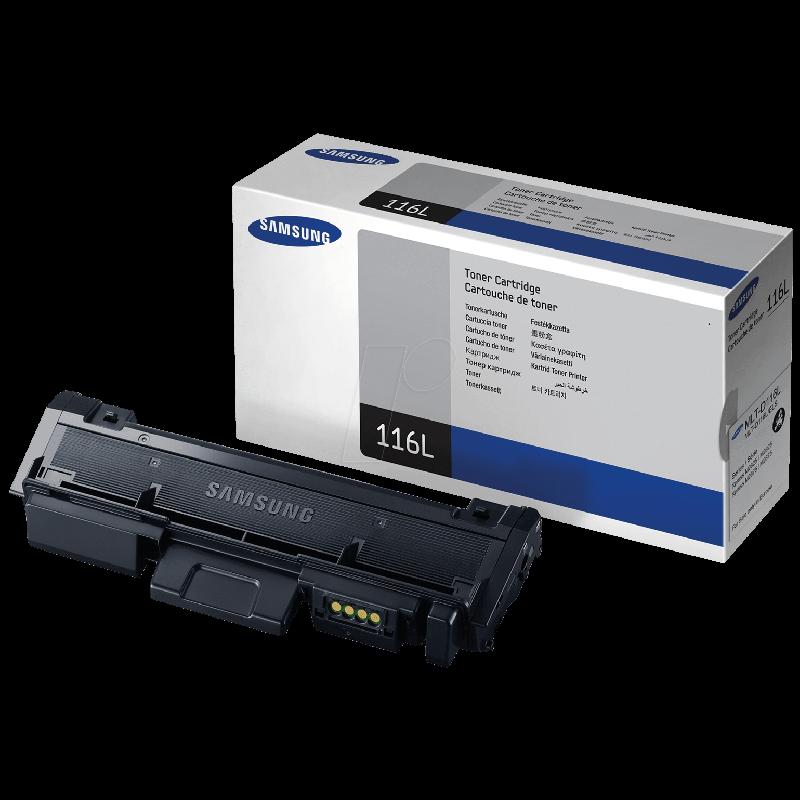 SAMSUNG MLT-D116L/ELS Black  Laser Toner  116L