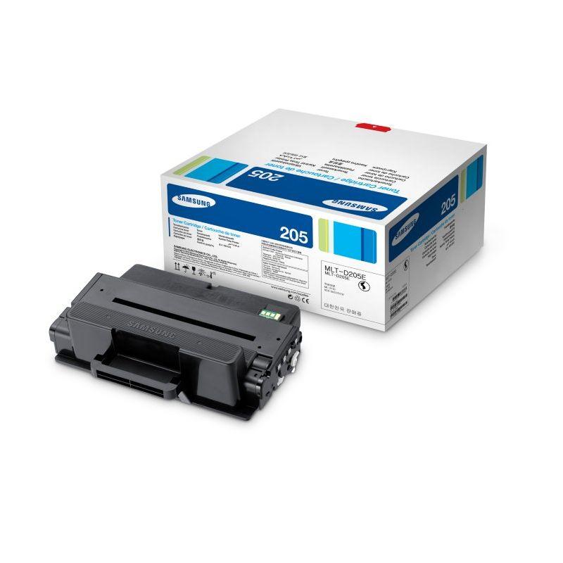 Samsung MLT-D205E/ELS Black  Laser Toner (10000 σελίδες) 205E