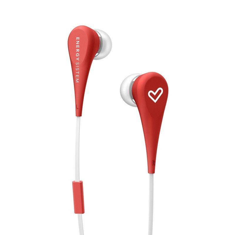 Energy Sistem ενδώτια ελαφριά ακουστικά με μικρόφωνο