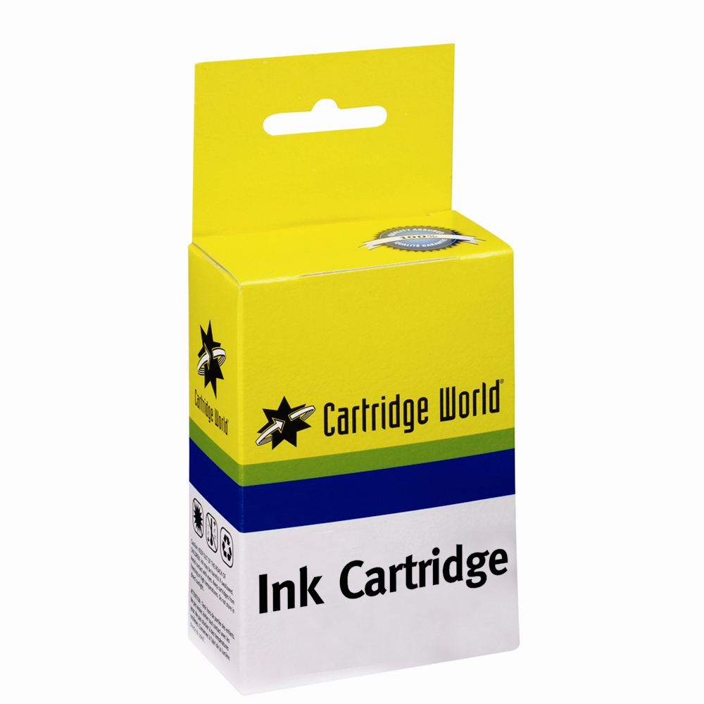 Cartridge World CWC13T12814011 Black  Inkjet Cartridge (185 σελίδες) T01281  συμβατό με Epson εκτυπωτή