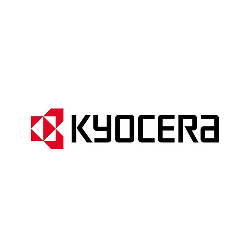 Kyocera TK-590Y/0T2KVANL/1T02KVANL0 Yellow Laser Toner  TK-590Y