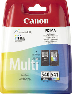 Canon PG-540/CL-541 Black/Color Multipack (5225B006)