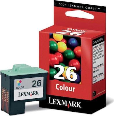 Lexmark 26 Colour (10N0026E)